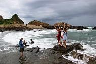 Bãi Đá Móng Rồng Trên Đảo Cô Tô