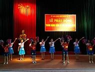 Đảo Cô Tô Hưởng Ứng Tháng Hành Động Vì Trẻ Em 2015