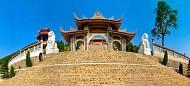 Ghé thăm Cái Bầu ngôi chùa ven biển đẹp nhất miền bắc