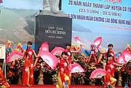 Kỷ Niệm 20 Năm Thành Lập Huyện Đảo Cô Tô