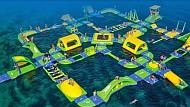 Phá Đảo Công Viên Nước Bơm Hơi Cô Tô Park