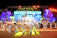 Quảng Ninh: Sôi Động Lễ Khai Mạc Carnaval Hạ Long 2015