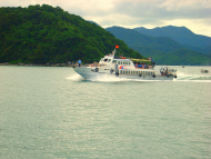 Tàu Cao Tốc Cô Tô Mạnh Quang