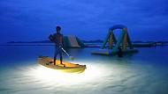 Thử Qua Trải Nghiệm Night Kayak Lần Đầu Tiên Tại Cô Tô