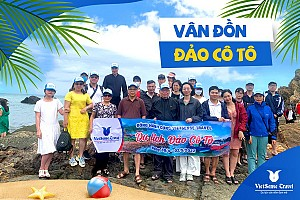 TOUR HÀ NỘI - VÂN ĐỒN - CÔ TÔ Ghép Đoàn - 3 Ngày