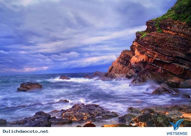 Bãi đá Cầu Mỵ - Nơi tình yêu được hòa quyện - Ảnh 1