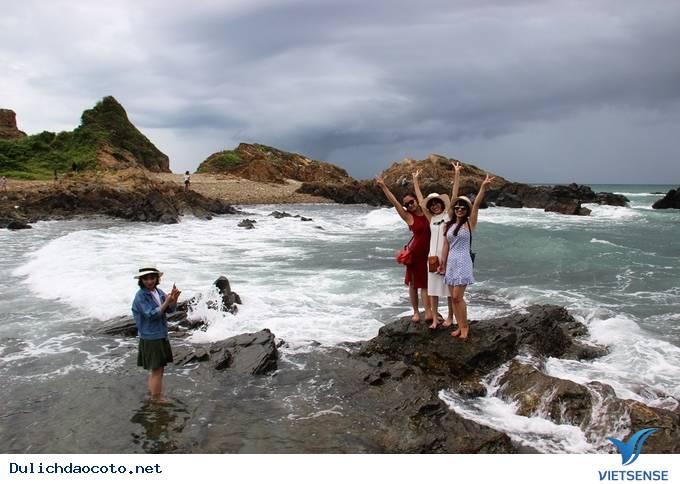 Bãi Đá Móng Rồng Trên Đảo Cô Tô - Ảnh 5